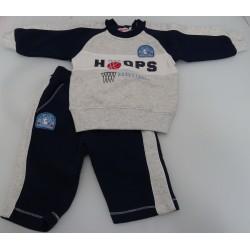 Canadese, tutina da ginnastica per neonato 3 mesi