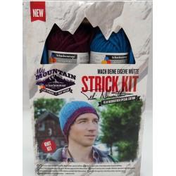 Kit per creare berretti da uomo a maglia - art. 801090