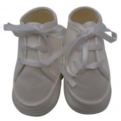 Scarpine neonato battesimo