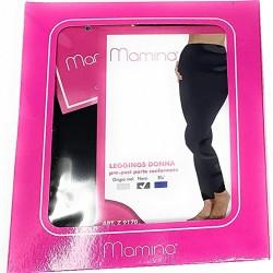 Leggings Donna pre-post parto in cotone bielastico, conformato art. 9170