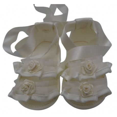 Christening baby shoes for gilrs