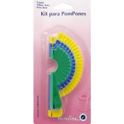 Kit per fare Pompon – Hemline art. 888