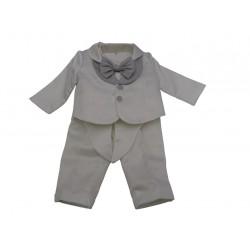Baby cristeningh garment for boy